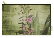 Fireweed - Featured In 'comfortable Art' Group Carry-all Pouch