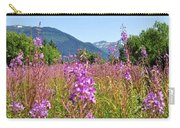 Fireweed Field Carry-all Pouch