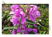 Fireweed In Katmai National Preserve-ak- Carry-all Pouch