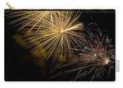 Fireworks 20 Carry-all Pouch by Sandy Swanson