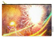 Fireworks As A Painting Carry-all Pouch