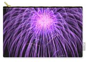 Fireworks At Night 2 Carry-all Pouch