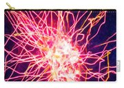 Fireworks At Night 6 Carry-all Pouch