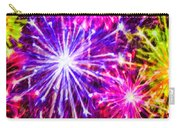 Fireworks At Night 7 Carry-all Pouch