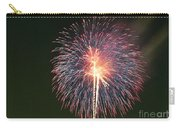 Fireworks At Night 9 Carry-all Pouch
