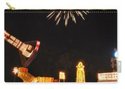 Fireworks At The Carnival Carry-all Pouch