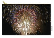 Fireworks Bursts Colors And Shapes 1 Carry-all Pouch