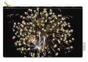 Fireworks Bursts Colors And Shapes 4 Carry-all Pouch