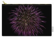 Fireworks Bursts Colors And Shapes 5 Carry-all Pouch