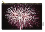 Fireworks Bursts Colors And Shapes 7 Carry-all Pouch