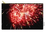 Fireworks Display At Niagara Falls Carry-all Pouch
