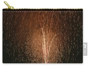 Fireworks Display Over Lake Union  Carry-all Pouch