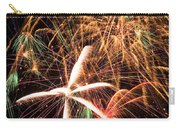 Fireworks Exploding Everywhere Carry-all Pouch by Garry Gay