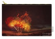 Fireworks Finale Carry-all Pouch by Robert Bales