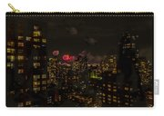 Fireworks From My Window 1 - Manhattan Carry-all Pouch