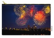Fireworks In The City Carry-all Pouch