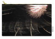 Fireworks Light Trails 11 Carry-all Pouch