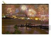 Fireworks On The Ben Carry-all Pouch