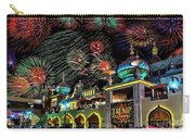 Fireworks Over Atlantic City Carry-all Pouch