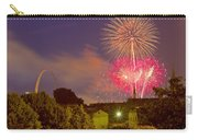 Fireworks Over St Louis Carry-all Pouch