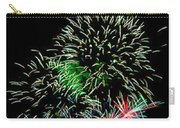 Fireworks Over The Bay Carry-all Pouch