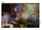 Fireworks Over The Museum Carry-all Pouch