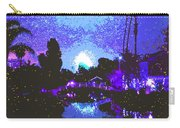 Fireworks Venice California Carry-all Pouch by Jerome Stumphauzer