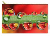 Firey Drops Carry-all Pouch by Gary Yost