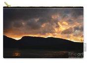 Firey Sky Carry-all Pouch