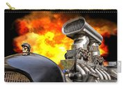 Firing Up The Rat Rod Carry-all Pouch