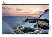 Santorini Sunset Carry-all Pouch
