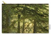 Firs And Ferns Carry-all Pouch