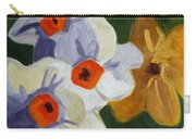 First Blooms Carry-all Pouch