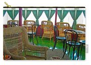 First Class Lounge In S S Klondike On Yukon River In Whitehorse-yt Carry-all Pouch