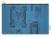 First Computer Blueprint Patent Carry-all Pouch