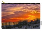 First Light At Cape Cod Beach  Carry-all Pouch