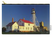 First Light At Whitefish Point Carry-all Pouch