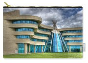 First Nations University Of Canada Carry-all Pouch