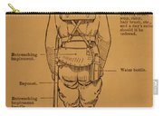 First World War Cyclist Carry-all Pouch