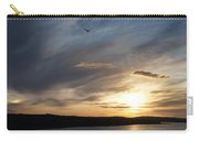 Firth Of Forth In The Sunset Carry-all Pouch