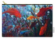 Fish Chatter Carry-all Pouch