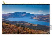 Fish Lake - Yukon Territory - Canada Carry-all Pouch