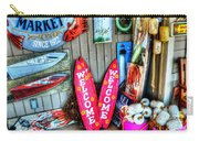 Fish Market Carry-all Pouch by Debbi Granruth
