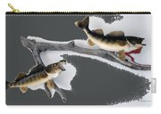 Fish Mount Set 06 B Carry-all Pouch