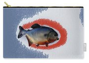 Fish Mount Set 12 B Carry-all Pouch