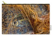 Fish On The Net Carry-all Pouch by Stelios Kleanthous