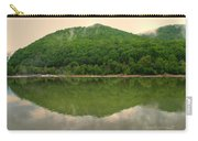 Fish Reflection Where The Kanawha Begins Carry-all Pouch
