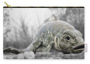 Fish Sculpture Carry-all Pouch