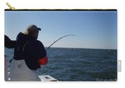 Fish Taking Line Carry-all Pouch