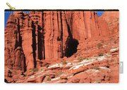 Fisher Towers Portrait Carry-all Pouch